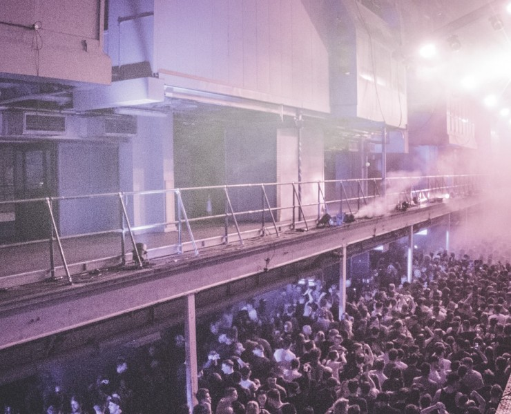 Printworks: Opening Night (The Build)