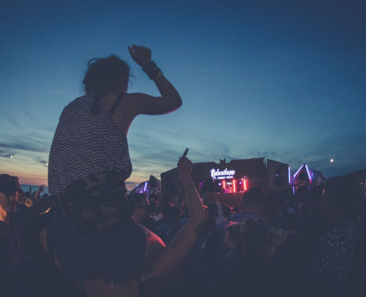 The Relentless guide to festival camping