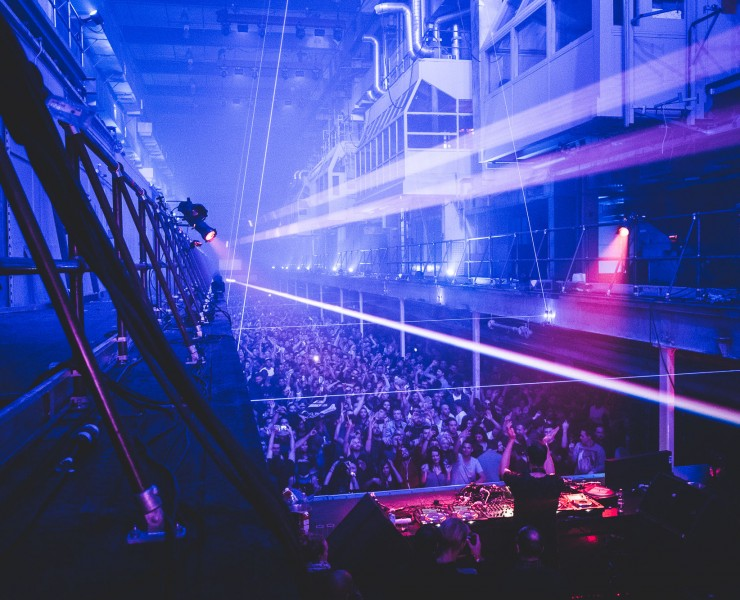 Printworks: The Crowd