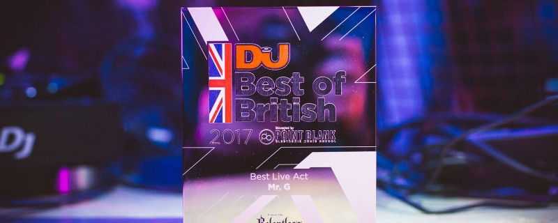 DJ MAG BEST OF BRITISH AWARDS: WINNERS