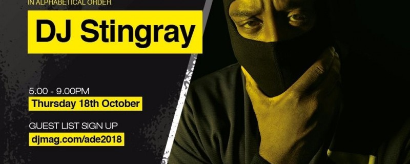 DJ Mag ADE Live stream: DJ Stingray, Mariel Ito and Saoirse